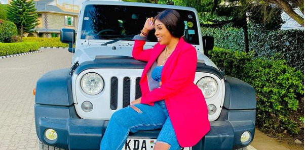 'Nimeuza Matumbo Na Cereals'- Amber Ray Explains Why Women Should Not Depend On Men For Money