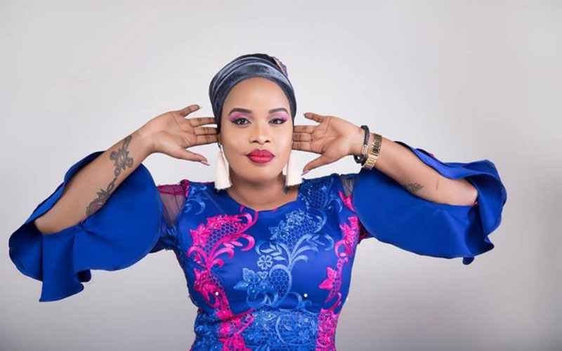 'My First Salary Was 3K And Now I'm On 6 Digits' Socialite Bridget Achieng Flosses