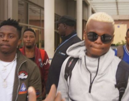 Harmonize to sue Rayvanny for leaking his 'alleged' nude video