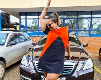 Wanawake Mjitegemee- ''Men Don't Respect Women Who Can't Hold Their Own'' Kamene Goro