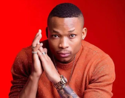 Otile Brown Releases Statement Following His Deleted YouTube Songs (Screenshot)
