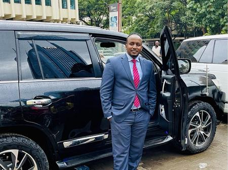 I Used My School Fees Worth Ksh 420K To Buy A Matatu- Jamal Roho Safi Speaks On How He Made It In Business