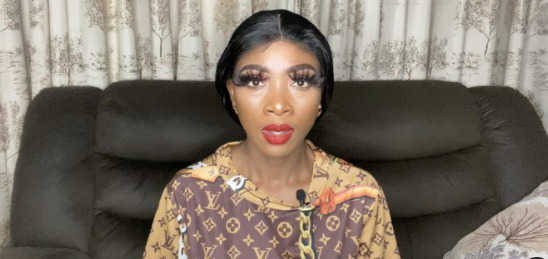 Don't Inbox Me To Tell Me I'm Beautiful And Sexy- Shorn Arwa Warns Men