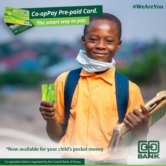 Have you got kids in school? Here's seven great reasons why a Co-op Pre-paid Card is a good idea!
