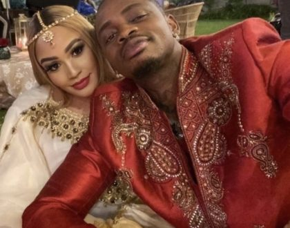 Zari Hassan distances herself from rumors linking her to Tanzanian baby Daddy