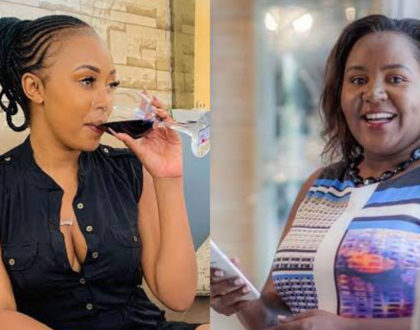 Bare knuckles! Amber Ray roasts Sarah Kabu for attacking slay queens