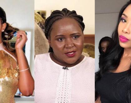Zero chills! Sarah Kabu leaves no stone unturned while attacking Amber Ray and bestie, Phoina