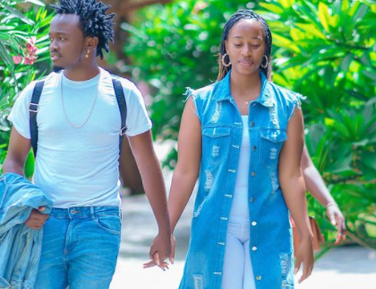 Bahati Pens Loving Message To Wife, Advices Young Lovers Not To Wait For Long To Get Married
