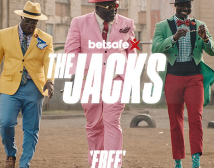 Time to be free! The behind-the-scenes story about an international hit made in Kenya!