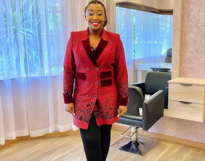 Betty Kyallo Shows Off Immense Body Changes After Embarking On Weight Loss Journey