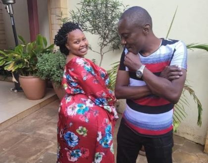 Maina Kageni explains why marriage does not favor him