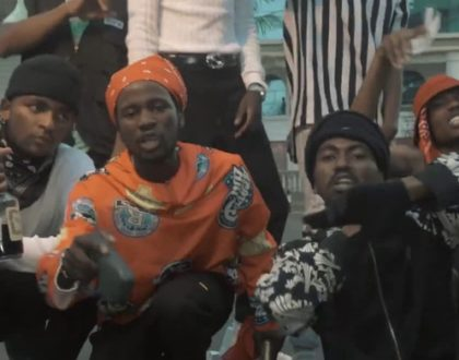 New kids on the Block! Why New Mobb is giving Kenyan HipHop legends a run for their money (Video)
