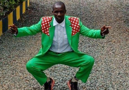 I Once Fell In A Toilet While Dancing- Embarambamba Discloses His Ordeals