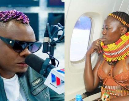 Tanzanian artist Baba Levo hits back at Akothee with savage response