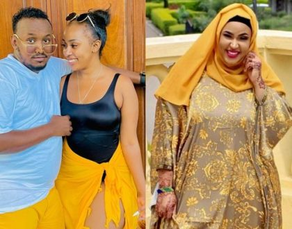 Mimi Sikuambiwa!- Jamal Roho Safi's 1st Wife Tells Him Off For Marrying 2nd Wife Without Her Knowledge