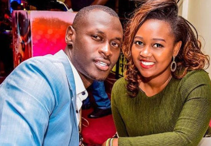 'You Are My Sunshine' Nana Owiti Pens Loving Message To Hubby King Kaka On His Birthday
