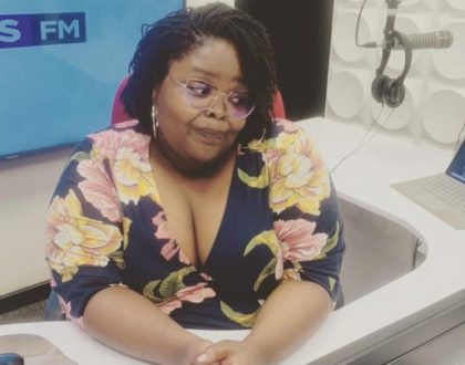 Jalang'o Encouraged Me When I Started My Radio Job-Lynda Nyangweso Speaks After Leaving Kiss FM