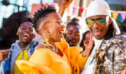 Nameless Excited After First Collabo With Wife Wahu Hits 1 Million Views