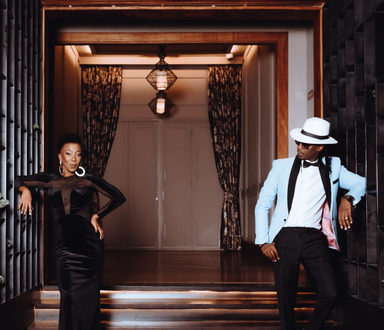 """Nameless and Wahu to star in their own reality series, """"This Love"""" on Showmax"""