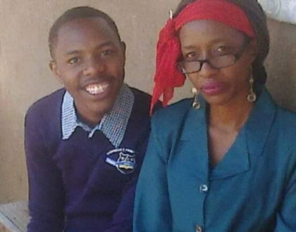 Teacher Wanjiku Shares Rare Throwback Photo, Narrates Struggle And Rejection She Underwent While Doing Comedy