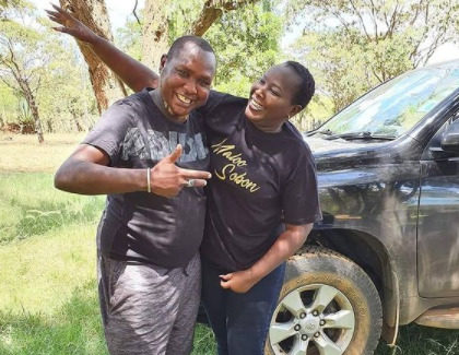 ''It's Never A Dull Moment When You're On Board'' Emmy Kosgei Celebrates Brother's Birthday With Elating Message