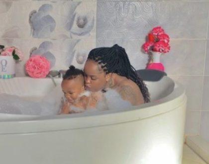 Bridget Achieng forced to deactivate son's social media pages after her nudes leak