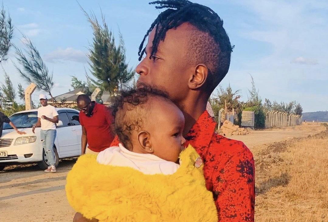 Emotional Kartelo opens up about the death of his first born daughter