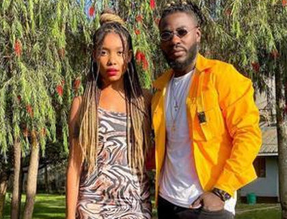 Proof that Nviiri's hot girlfriend is struggling with mental illness issues leading to self-harm (Photo)