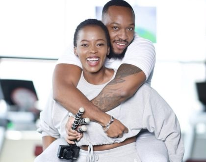 Corazon Kwamboka openly shares her dream of marrying Frankie Just Gym one day