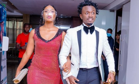Bahati Accused Of Stealing Latest Hit Song From Rwandese Musician (Video)