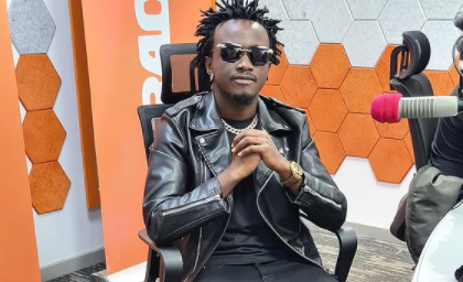 Bahati Finally Responds To Claims Of Stealing Song From Rwandese Musician
