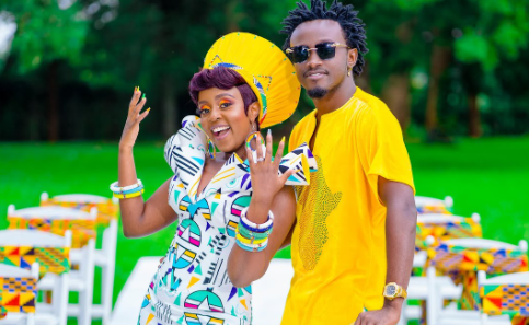 Bahati Elated After Latest Song Featuring Nadia Mukami Breaks Record (Video)
