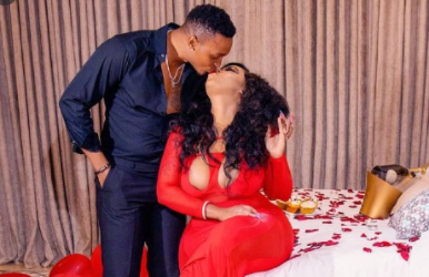 'The Most Amazing Human' Vera Sidika Explains How Hubby Is Helping Her Through Pregnancy