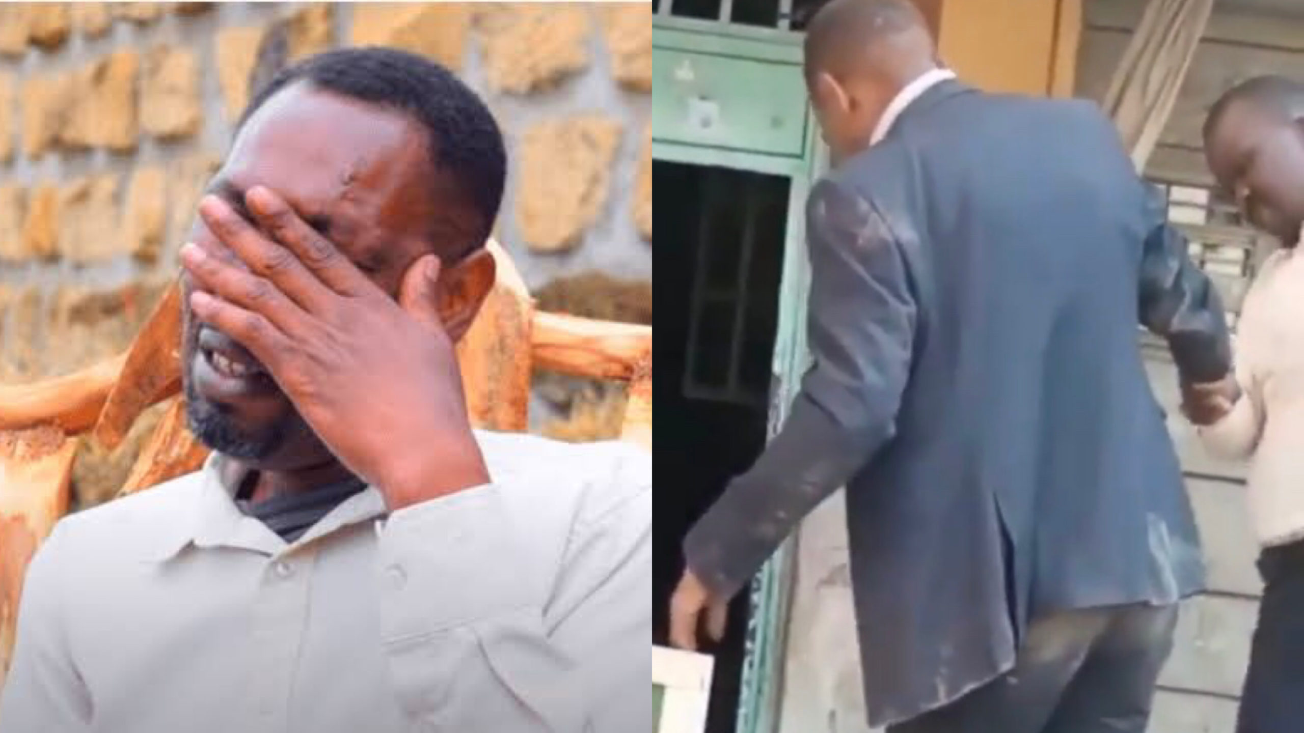 Drunk as a skunk! This is how Omosh spent Ksh1 million charity funds (New video)