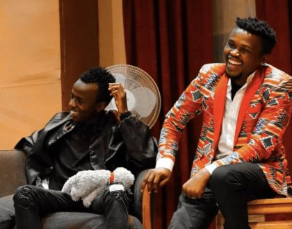 """""""Kwani tunadate?"""" Chipukeezy hits back at haters calling him out for unfollowing Kartelo"""