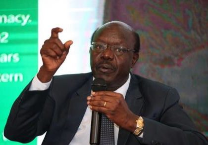 Netizens React With Sarcasm After Mukhisa Kituyi's Leaked Nude Video