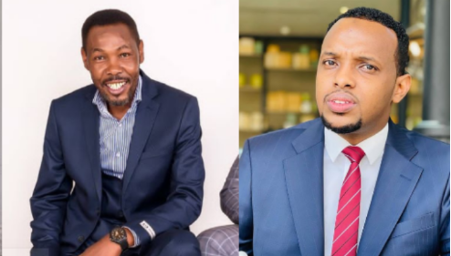 'Badala Ya Kuenda Mbele Anarudi Nyuma' Hon Alinur Angry After Omosh's New Video Of Him Drunk