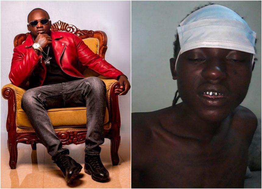 Who's Laughing Now? Khaligraph Shuts Down Tanonane By Using His Slang 'Kwani Kesho' In His New Track