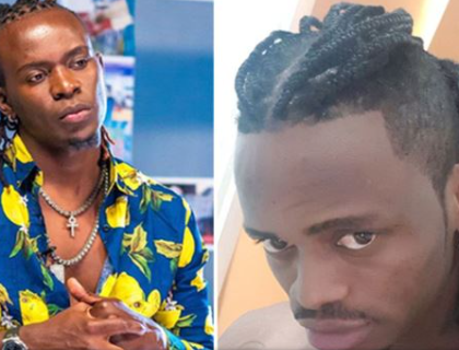 'I'm Going To Chop Your Head Off!' Willy Paul Tells Diamond As He Accuses Him Of Stealing His Song