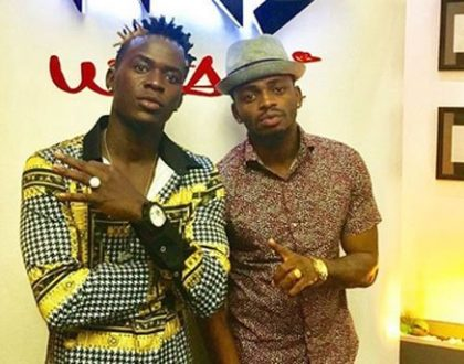 Willy Paul Releases Diss Track Aimed At Diamond (Video)