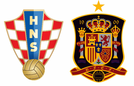 Can the Monday meet between well-matched Spain and Croatia post a barren draw at HT and FT?