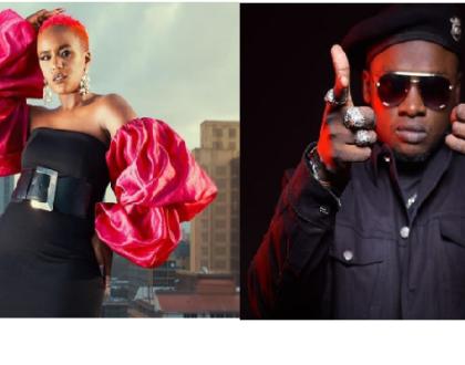 'Most Consistent Female Rapper' Khaligraph Jones Praises Femi One Amid Release Of Album.