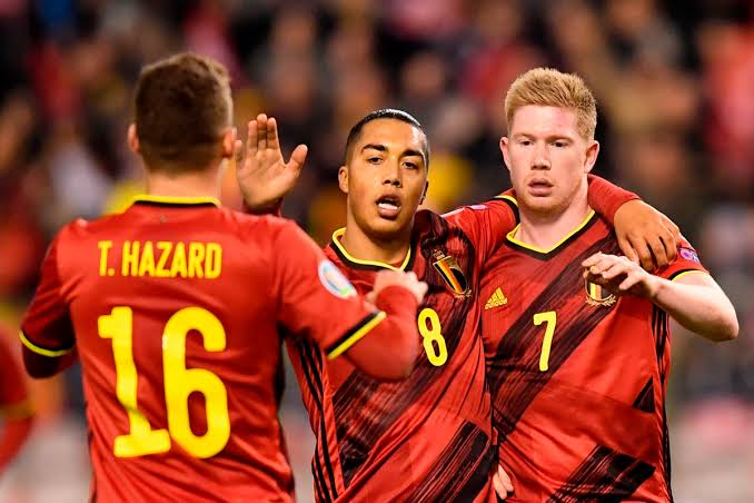 Belgium and Portugal clash on Sunday reveals Lukaku and Ronaldo's rivalrly for The Golden Boot Award