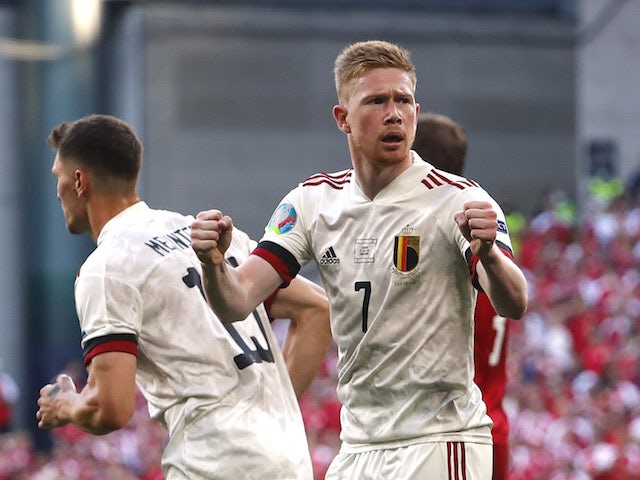 Can Belgium end a consistent losing streak against rivals Finland on Euro 2020 Monday clash?