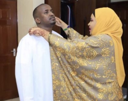 """Hana kakitu, ni maloans tu"" Amira exposes husband, Jimal"