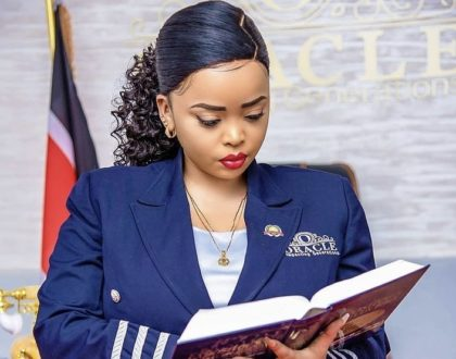 Reverend Natasha responds to claims of organizing a three-some for a member of her Church