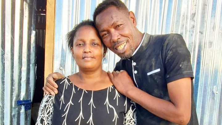 """""""He kicked us out and took everything"""" Omosh's ex wife narrates how she was evicted from house in Umoja"""