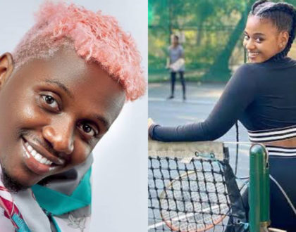 Machooos! Rayvanny celebrates new girlfriend's birthday in style leaving tongues wagging online (Photo)