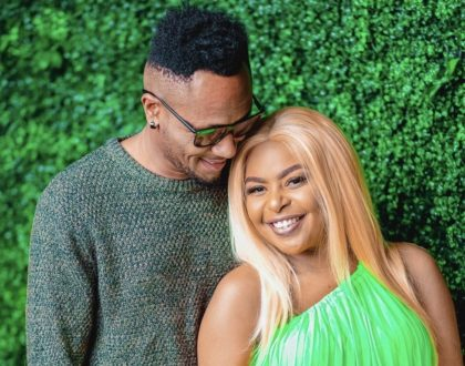 Another one! Size 8 spotted rocking huge baby bump (Photos)