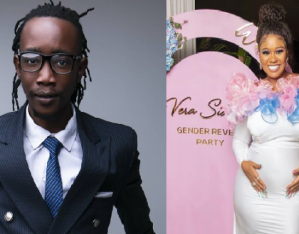 Comedian Akuku Danger Calls Out Vera Sidika For Not Paying Service Providers On Her Gender-Reveal Party (Screenshot)